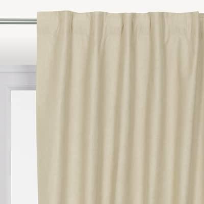 Tenda INSPIRE Oscurante Liny panna passanti 200 x 280 cm