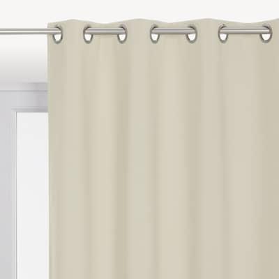 Tenda INSPIRE Oscurante avorio occhielli 140 x 280 cm