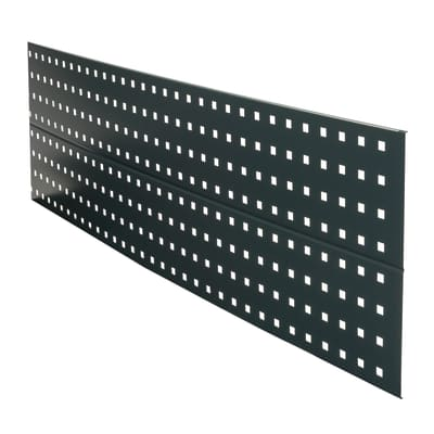 Inserto XL Cubic antracite 148.3 x 37 cm