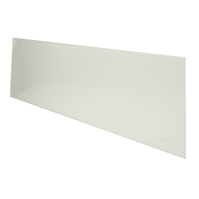 Inserto COMPOSITE PREMIUM Premium XL trasparente 148.3 x 37 cm