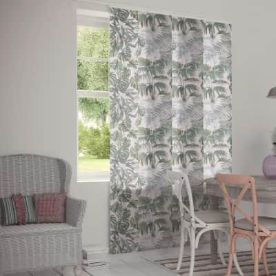 Pannello giapponese INSPIRE resinato Foliage verde 60x300 cm