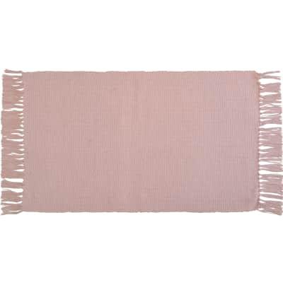 Tappeto Cucina Basic rosa 50x80 cm