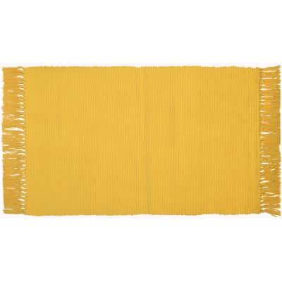 Tappeto Cucina Basic giallo 50x80 cm