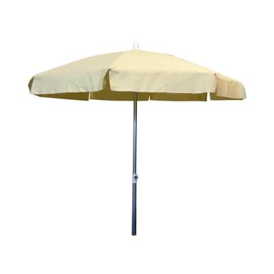 Ombrellone NATERIAL Ita 001 L 2 x P 2 m color ecru