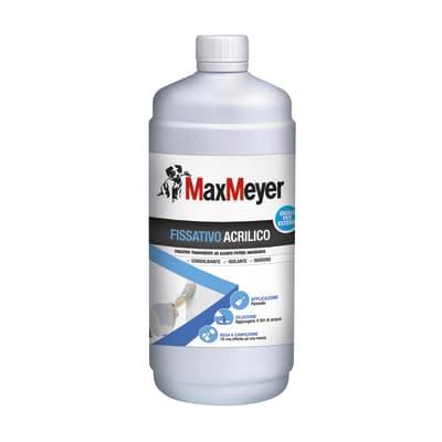 Fissativo MAX MEYER IMAX incolore trasparente 1 L
