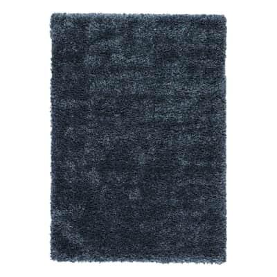 Tappeto Sheen , blu, 200x300 cm