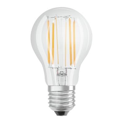 Lampadina Filamento LED E27 goccia bianco caldo 8.5W = 1055LM (equiv 75W) 320° OSRAM