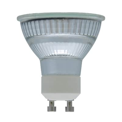 Lampadina LED GU10 a u neutro 6W = 600LM (equiv 60W) 100° LEXMAN