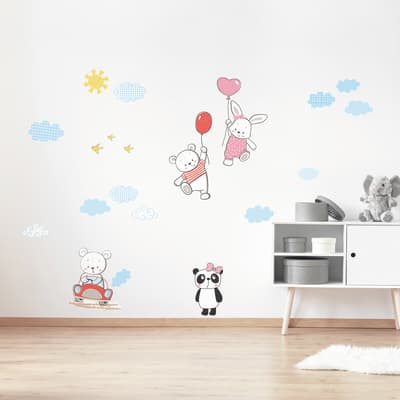 Sticker Kids 48x68 cm