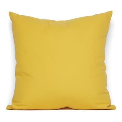 Cuscino INSPIRE Sunny giallo 40x40 cm