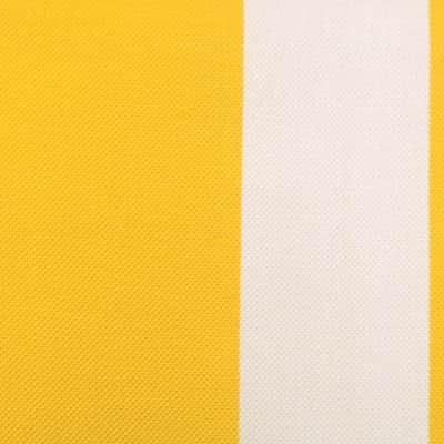 Tenda Caracas giallo occhielli 140 x 300 cm