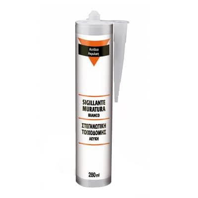 Silicone Muratura bianco 280 ml