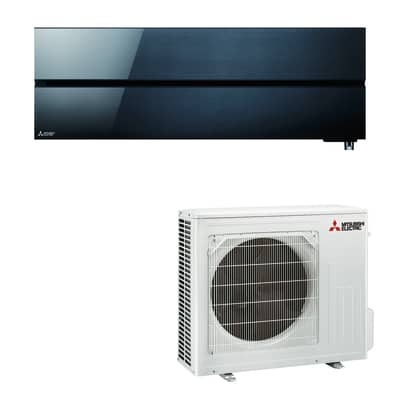 Climatizzatore monosplit MITSUBISHI LN Wi-Fi nero 17060 BTU classe A+++