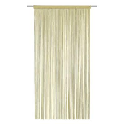 Tenda Spaghetti oro tunnel 140x270 cm