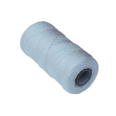 Corda a treccia in polipropilene STANDERS L 50 m x Ø 1.8 mm bianco