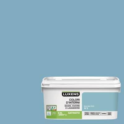 Smalto murale LUXENS 2.5 L blu baltico 3