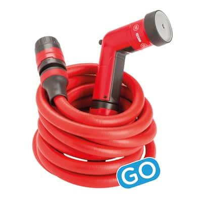 Tubo di irrigazione equipaggiato estensibile FITT Yoyo go 30m L 30 m
