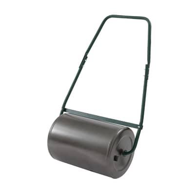 Rullo manuale per erba geolia con manico in metallo l 45 for Rullo giardino leroy merlin