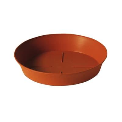 Sottovaso in plastica colore cotto P 65 x Ø 65 cm