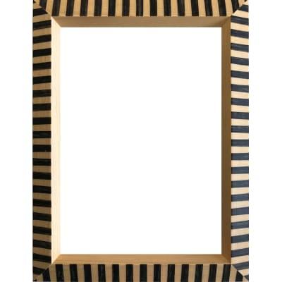 Cornice Florence nero per foto da 15X20 cm