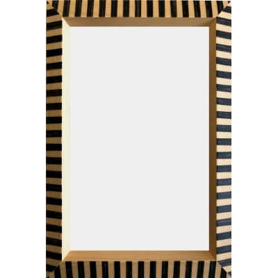Cornice Florence nero per foto da 10X15 cm