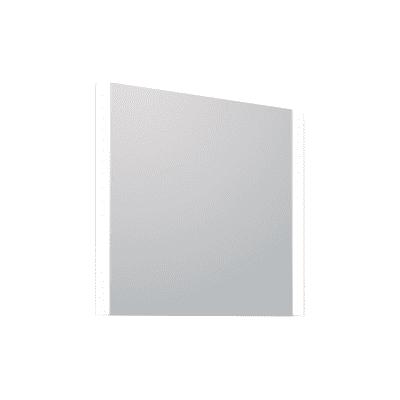 Specchio con illuminazione integrata bagno rettangolare Key L 90 x H 70 cm