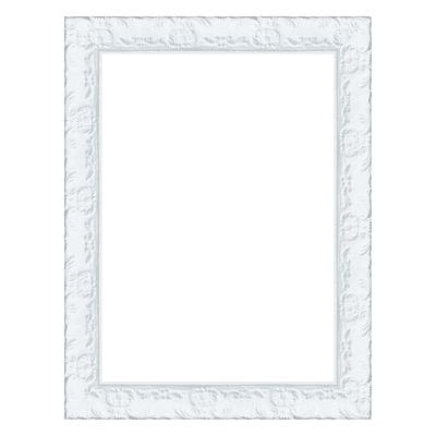 Cornice INSPIRE Sylvia bianco per foto da 25X35 cm