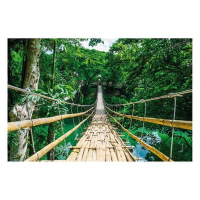 Quadro su tela Ponte Sospeso 90x135 cm