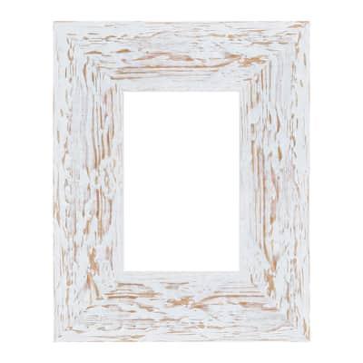 Cornice INSPIRE Gaia bianco per foto da 10X15 cm