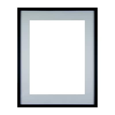 Cornice INSPIRE Milo nero per foto da 40x50 cm