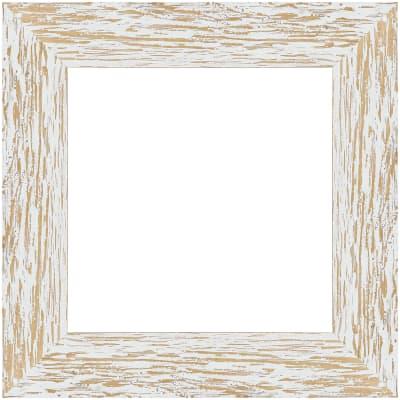 Cornice INSPIRE Gaia bianco per foto da 14x14 cm