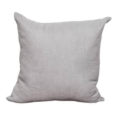 Cuscino INSPIRE Charlina grigio 50x50 cm