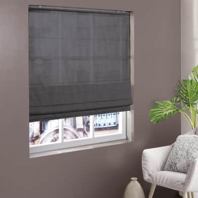 Tenda a pacchetto INSPIRE Chambray grigio 75x250 cm