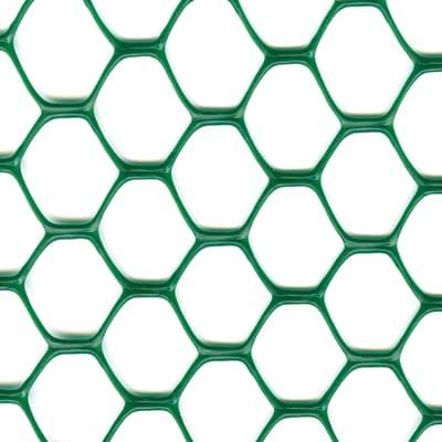 Rete plastica NORTENE EXAGON, L 0.12 x H 1.05 m