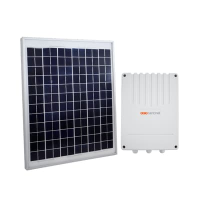 Kit solare SCS SENTINEL SolarGate 20W 20 W