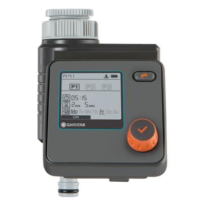 Programmatore batteria GARDENA Computer per irrigazione 1 via