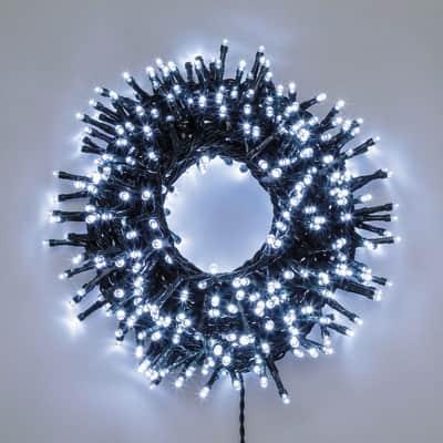 Catena luminosa bianco freddo 4050 cm