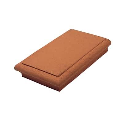 Materiale di riempimento rosso 25.5 cm x 30 mm Sp 6.5 cm