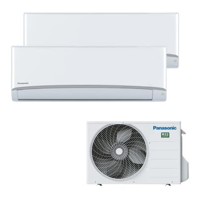 Climatizzatore dualsplit PANASONIC RZ 9000 BTU classe A++