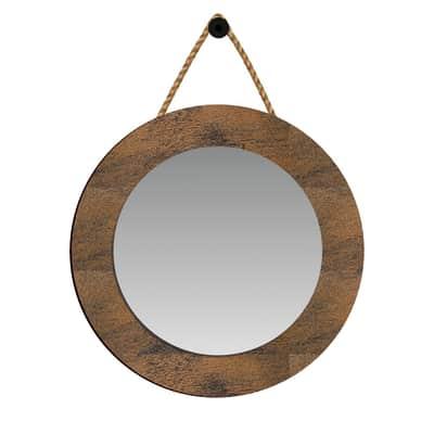 Specchio non luminoso bagno rotondo Gong Ø 60 cm SENSEA