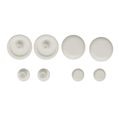 Paracolpi 0.5 x 3 x 3 bianco