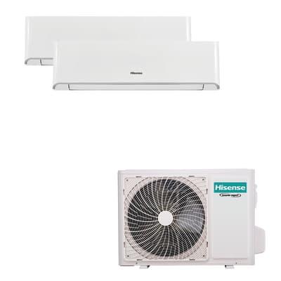 Climatizzatore dualsplit HISENSE ENERGY 21495 BTU
