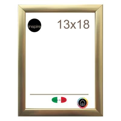 Cornice Glamour oro per foto da 13x18 cm