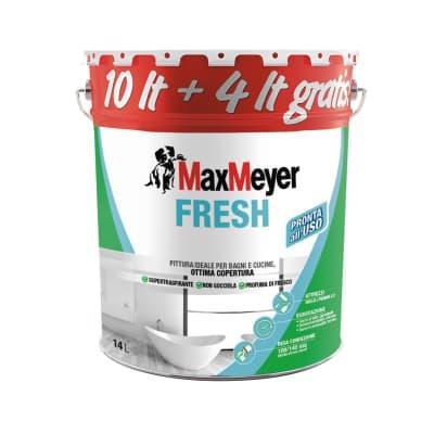 Pittura murale Fresh MaxMeyer 14 L bianco