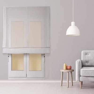 Tenda a pacchetto INSPIRE Flamen bianco 120x175 cm