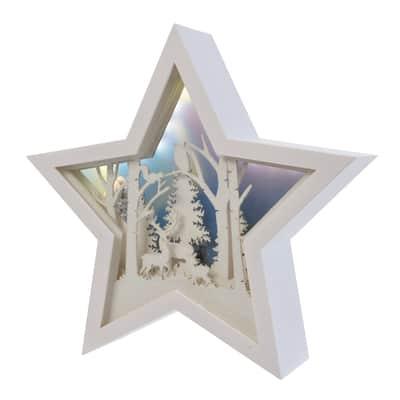 Stella luminosa H 26 cm