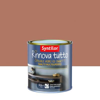 Smalto mobile cucina SYNTILOR 0.5 l cacao