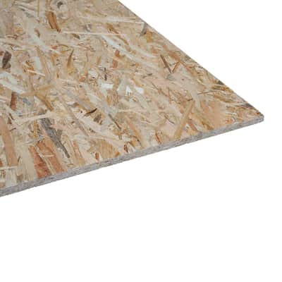 Pannello osb 3 L 120 x H 60 cm Sp 15 mm