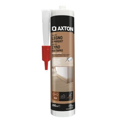 Silicone sigillante AXTON Legno e parquet pino 280 ml