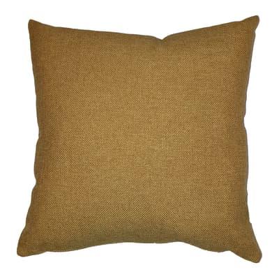 Cuscino Ilizia senape 42x42 cm